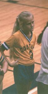Kim Pruitt got her start in Volleyball